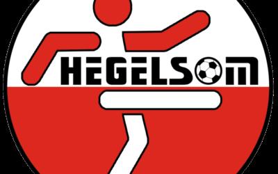 Hegelsom pakt punt tegen Heijen