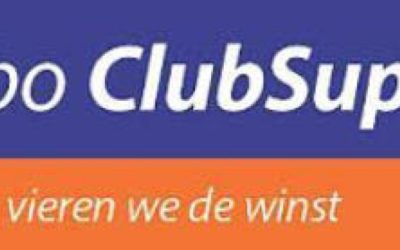 Uitslag RABO CLUBSUPPORT: 650 euro
