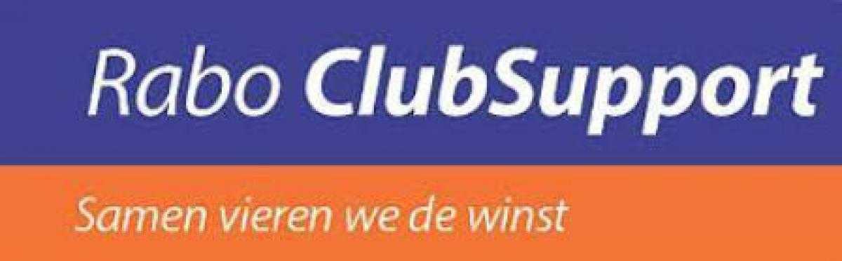 Uitslag RABO CLUBSUPPORT: 650 euro